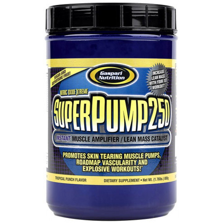 Энергетики SuperPump 250