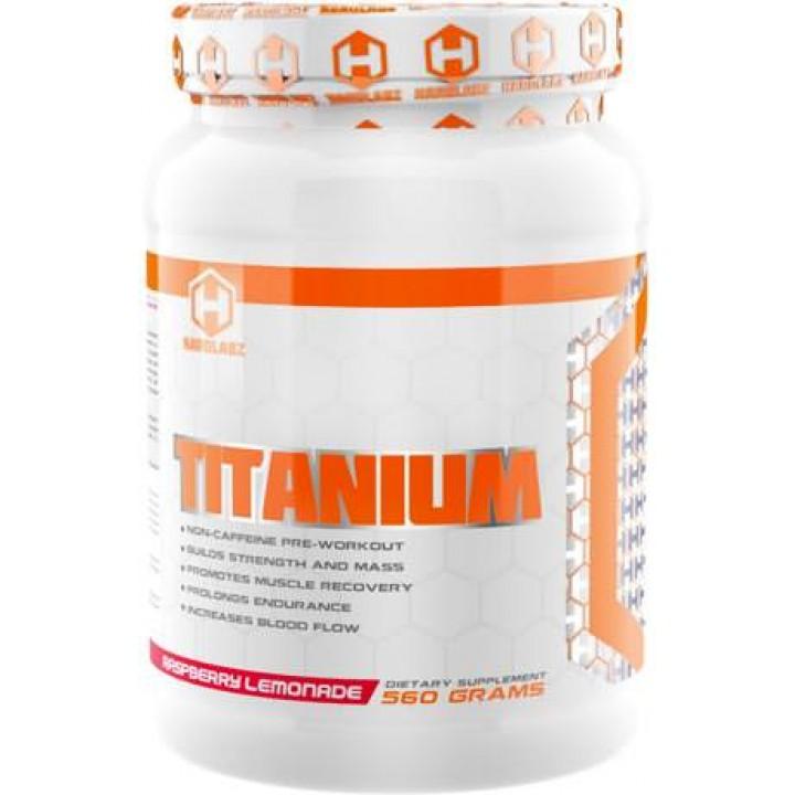 Энергетики Titanium
