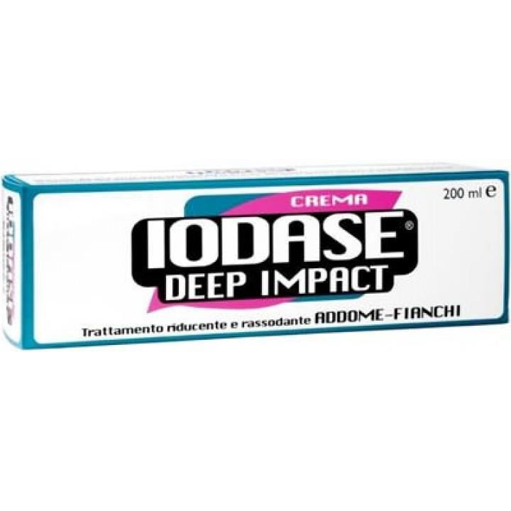 Моделирующий крем Iodase Deep Impact Cream