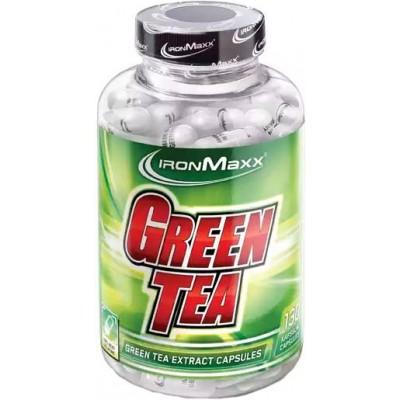 Экстракт зелёного чая IronMaxx Green Tea