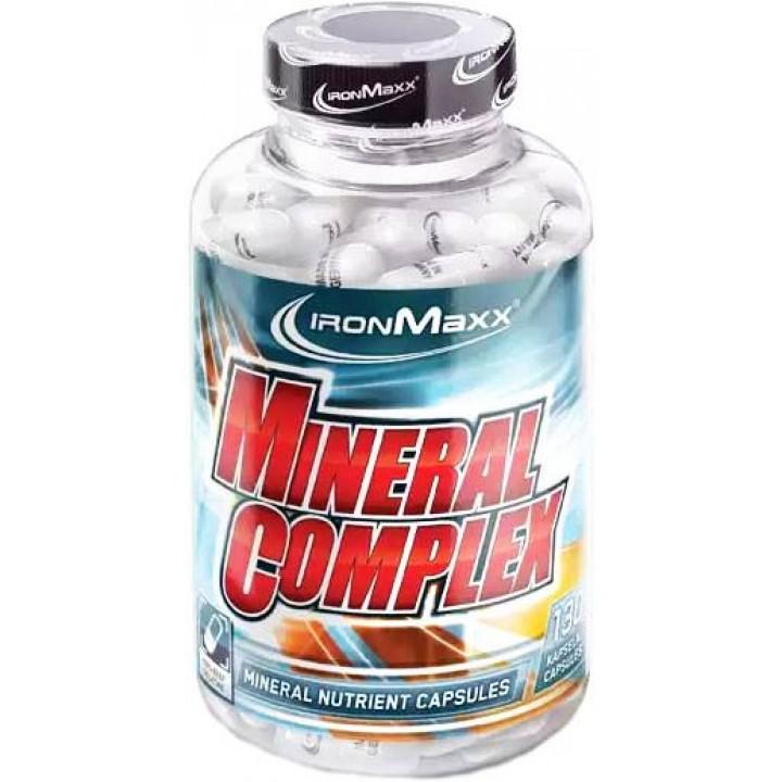 Минералы IronMaxx Mineral Complex