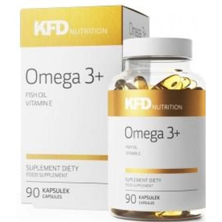 Омега-3 KFD Nutrition Omega 3+