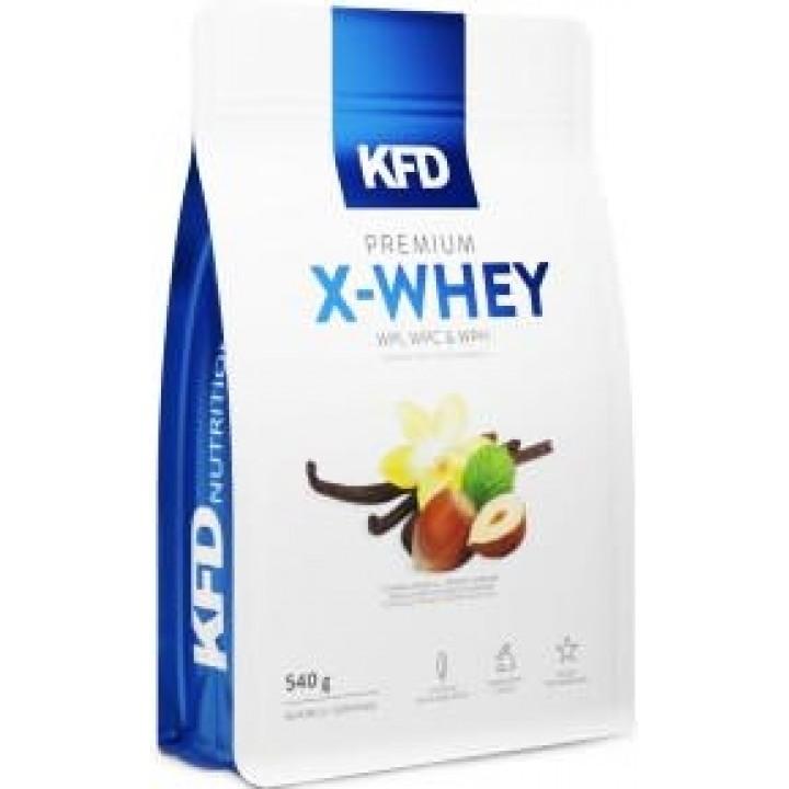 Сывороточный протеин KFD Nutrition Premium X-Whey