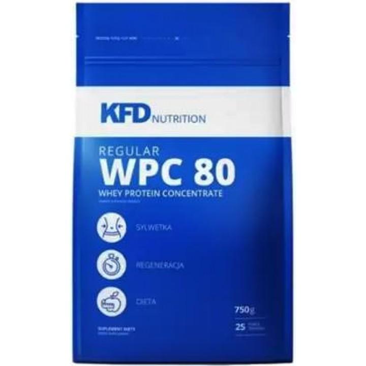 Протеин KFD Nutrition Regular WPC 80