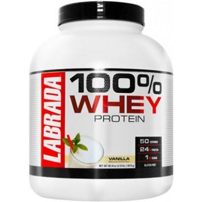 Протеин Labrada 100% Whey Protein
