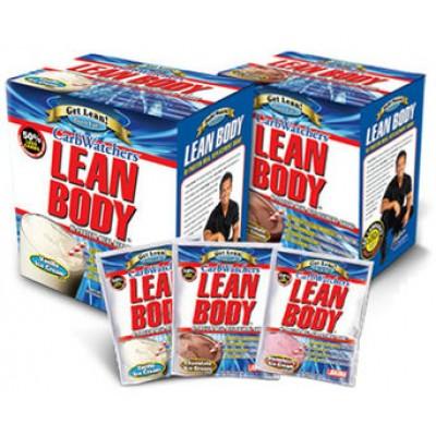 Заменители питания Carb Watchers Lean Body MRP