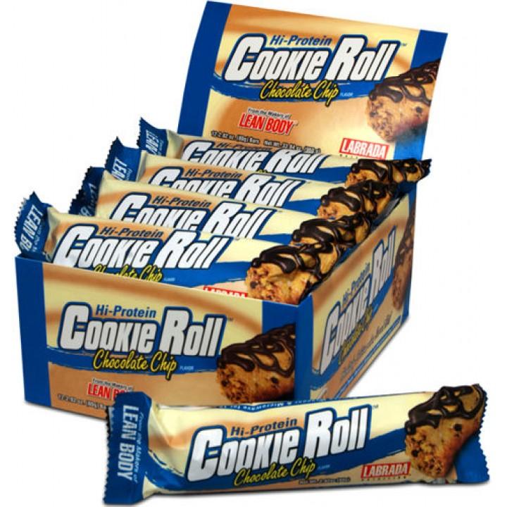 Протеиновые батончики Labrada Cookie Roll