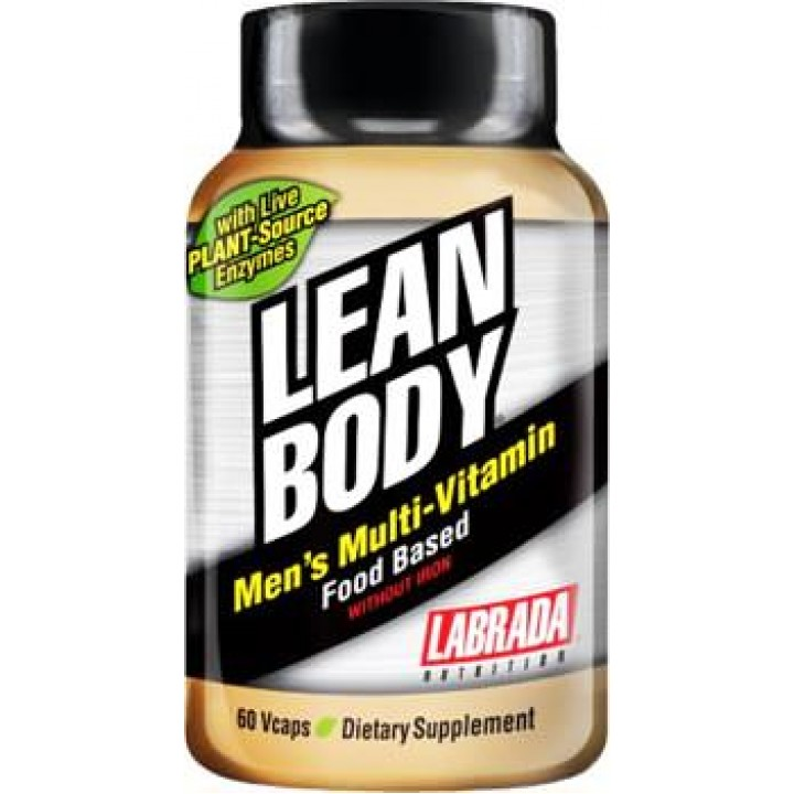 Витамины Labrada Lean Body Mens Multi-Vitamin