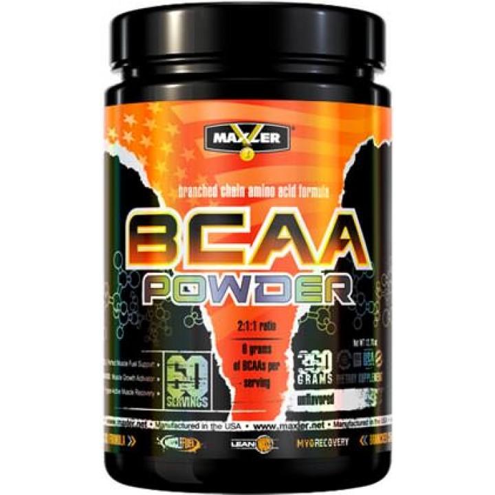 Аминокислоты BCAA Powder 360 г от Maxler