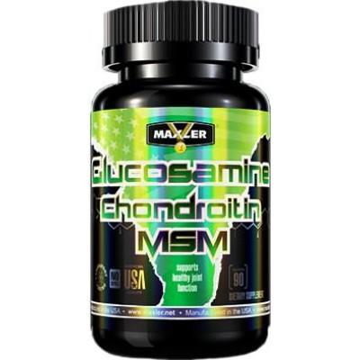 Глюкозамин Maxler Glucosamine Chondroitin MSM