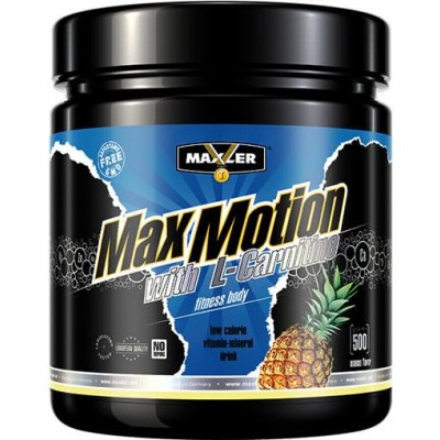 Изотоник с карнитином Maxler Max Motion with L-Carnitine