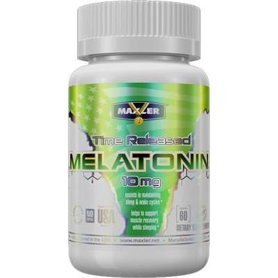 Мелатонин Maxler Melatonin 10mg