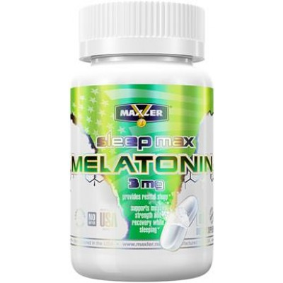 Мелатонин Maxler Melatonin Sleep Max