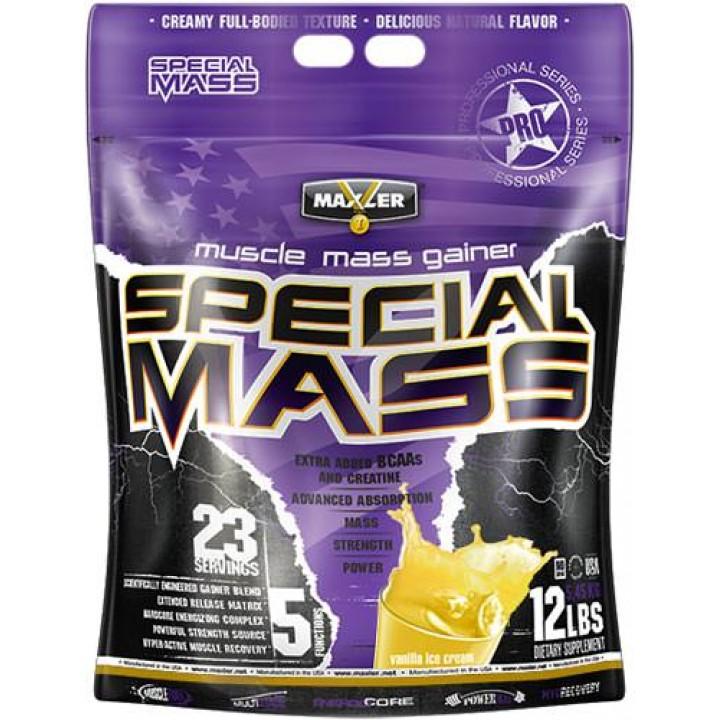 Гейнер Maxler Special Mass Muscle Mass Gainer (2700 гр)