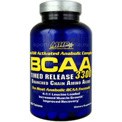 BCAA 3300 от MHP