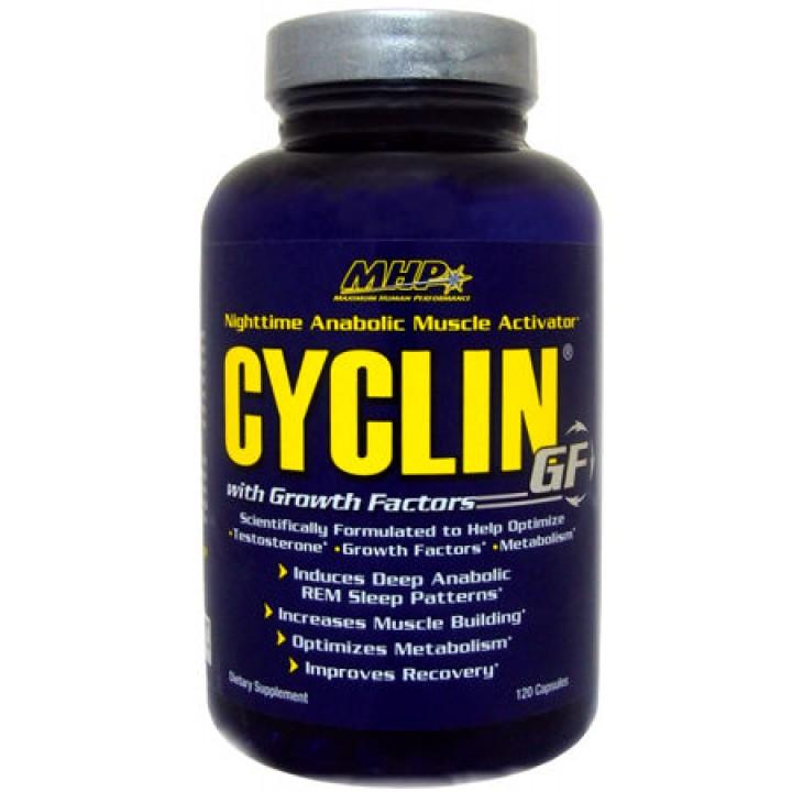 Повышение тестостерона Cyclin-GF