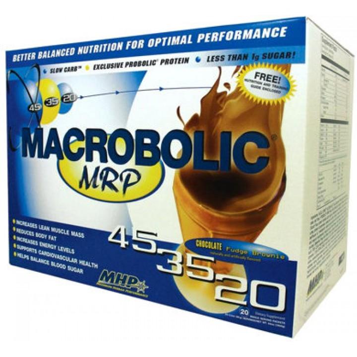 Заменители питания Macrobolic MRP