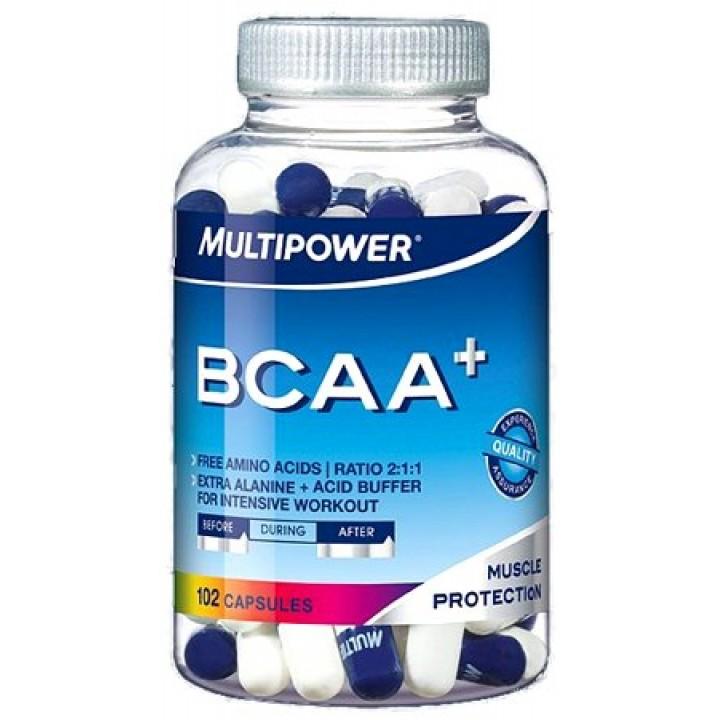 Аминокислоты Multipower BCAA+