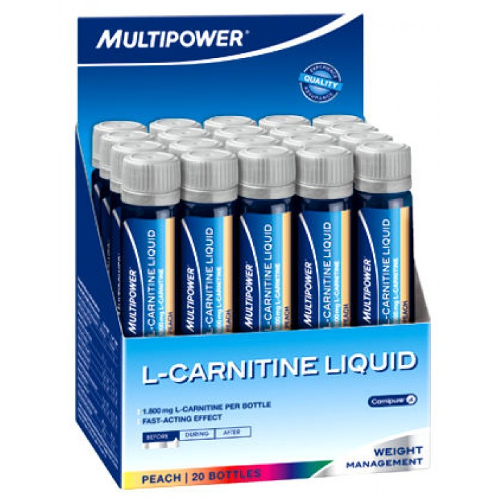 Карнитин Multipower L-Carnitine Liquid