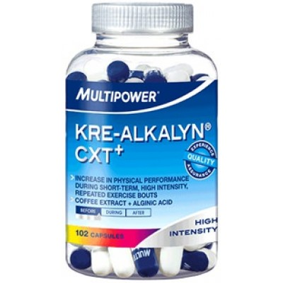 Креатин Multipower Kre-Alkalyn CXT+