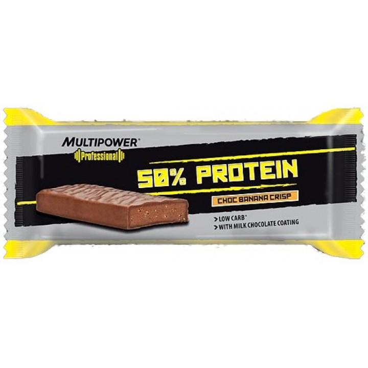 Протеиновые батончики Multipower Professional 50% Protein Bar