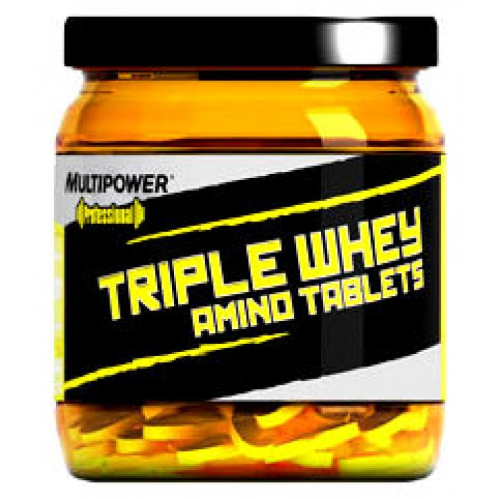 Аминокислоты Triple Whey Amino Tablets
