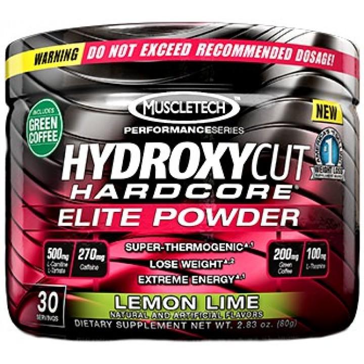 Жиросжигатель MuscleTech Hydroxycut Elite Powder Performance Series