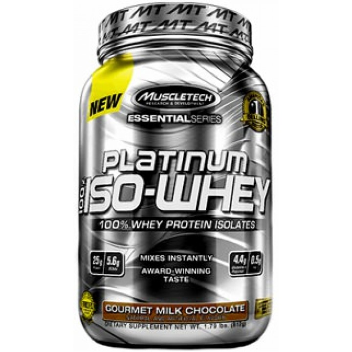 Протеин Platinum 100% ISO-Whey Essential Series