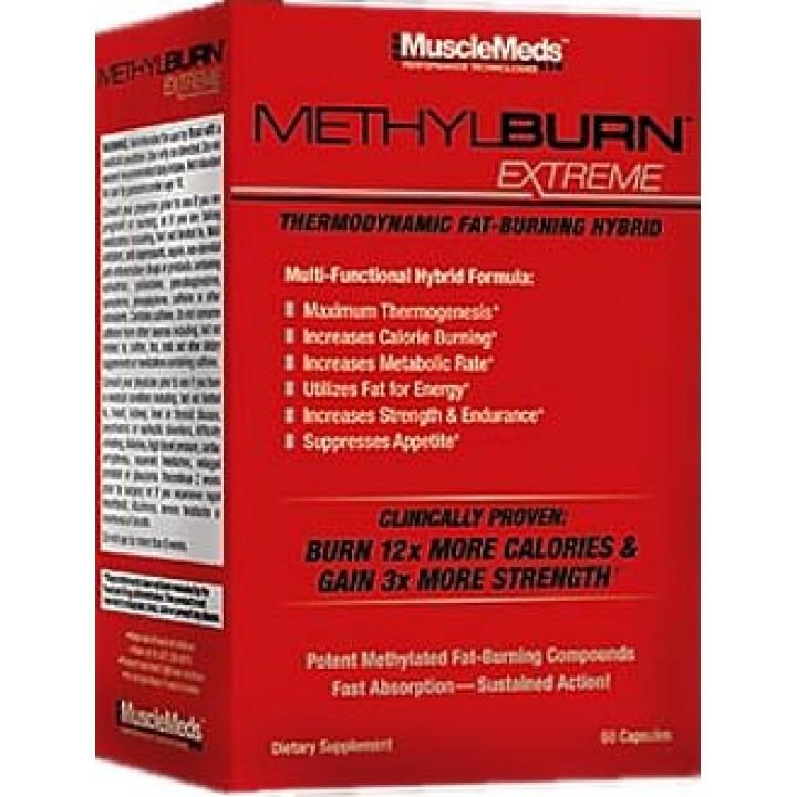 Жиросжигатель MuscleMeds MehylBurn