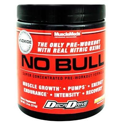 Энергетики NO Bull