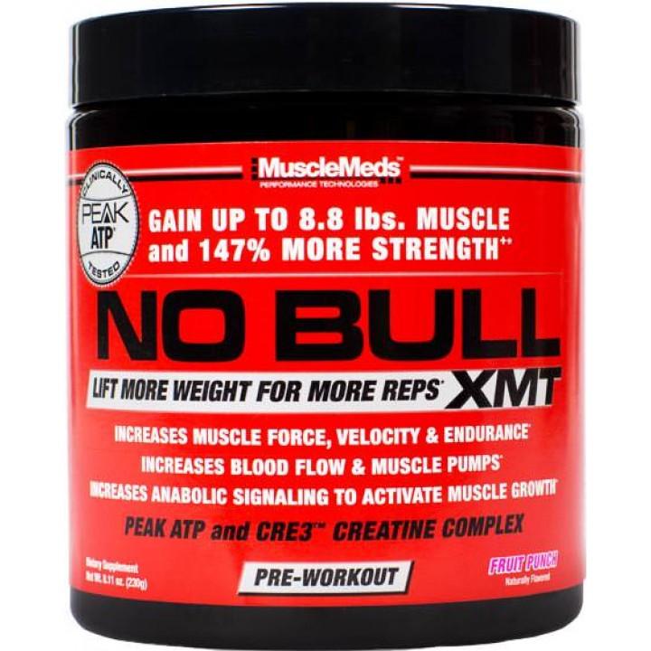 Энергетики NO Bull XMT