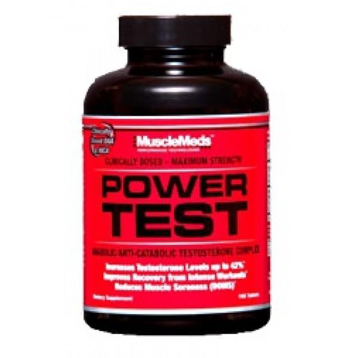 Повышение тестостерона Power Test