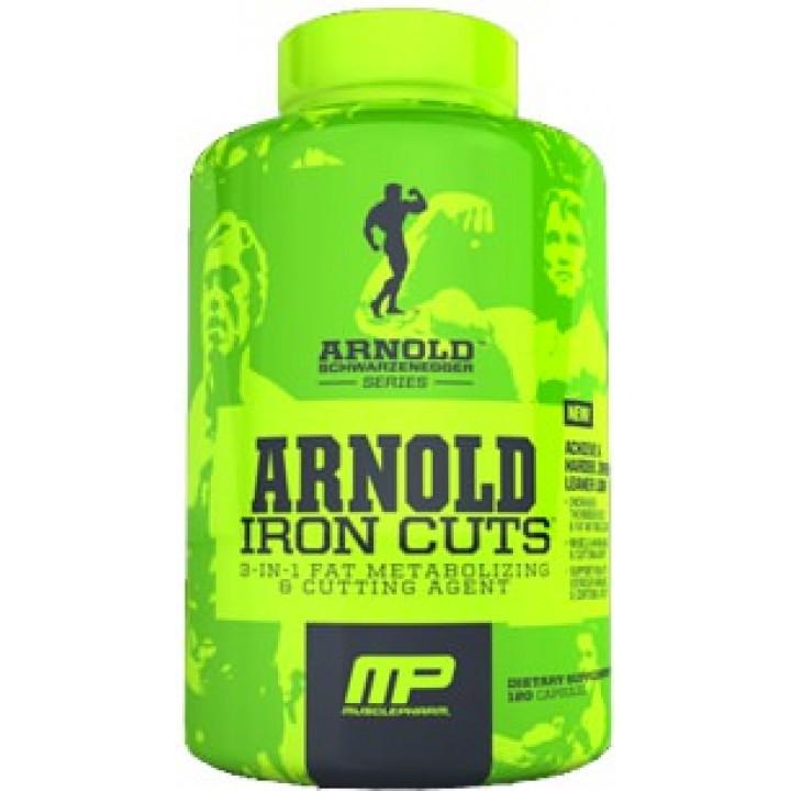 Жиросжигатель MusclePharm Arnold Iron Cuts