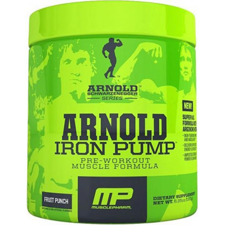 Энергетики Arnold Iron Pump