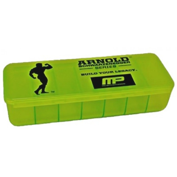 Таблетница MusclePharm Arnold Pill Box