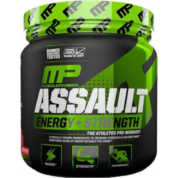 Предтренировочный комплекс MusclePharm Assault Sport Series