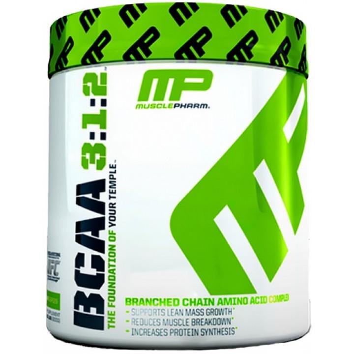 Аминокислоты BCAA 3:2:1 Powder от MusclePharm