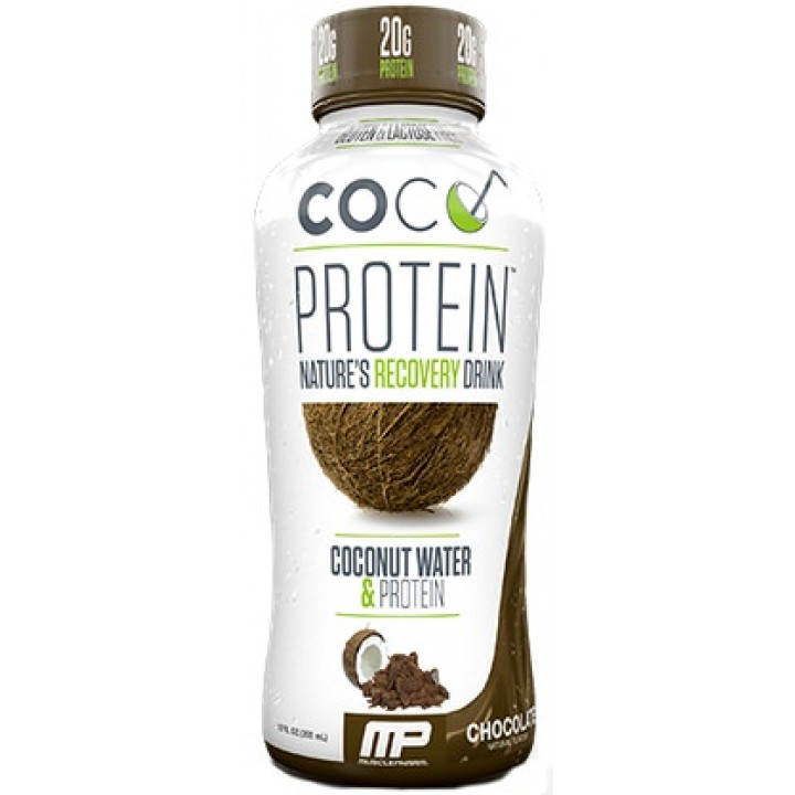 Протеин Coco Protein Natures Recovery Drink