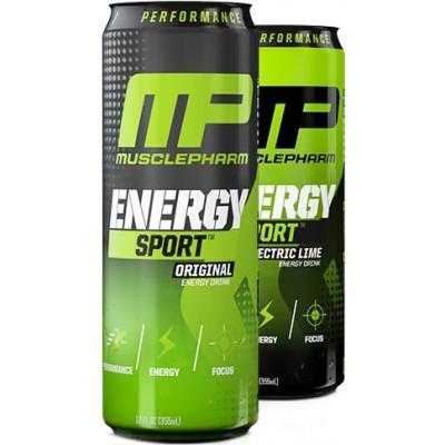 Энергетики Energy Sport
