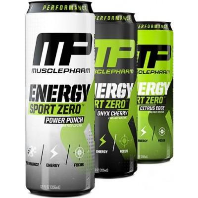 Энергетики Energy Sport Zero