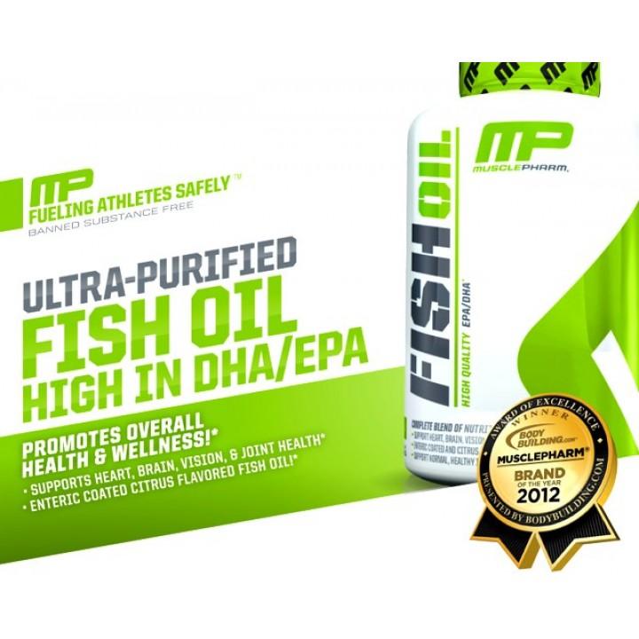 Жирные кислоты Fish Oil EPA/DHA