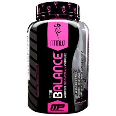 Витамины и минералы для женщин MusclePharm Fitmiss Balance