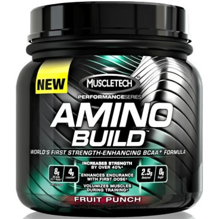 Аминокислоты Amino Build Performance Series от MuscleTech