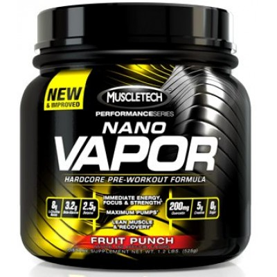NO-бустеры Nano Vapor Performance Series