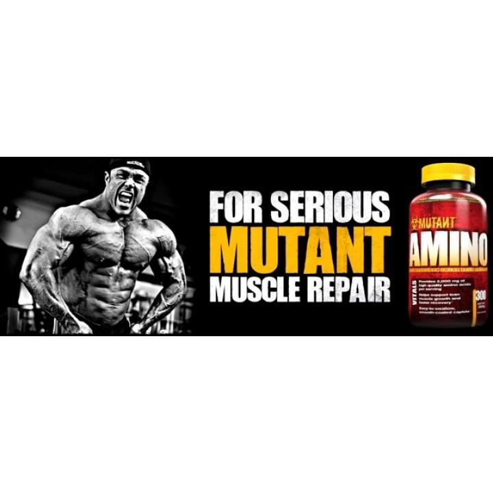 Аминокислоты Mutant Amino