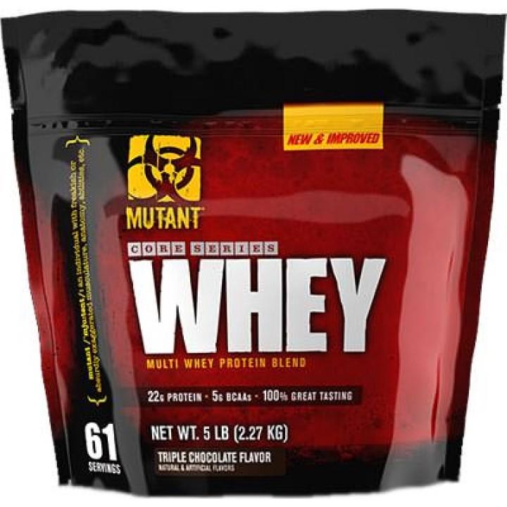 Сывороточный протеин Mutant Core Series Whey