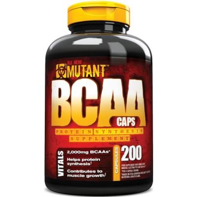 Аминокислоты Mutant BCAA Caps