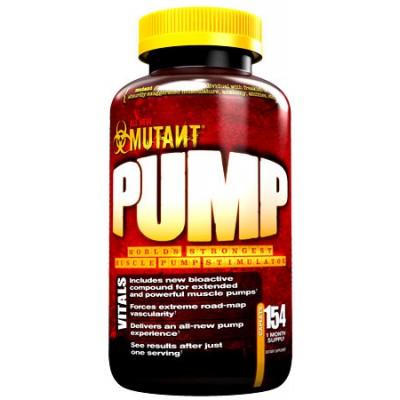 NO-бустеры Mutant Pump
