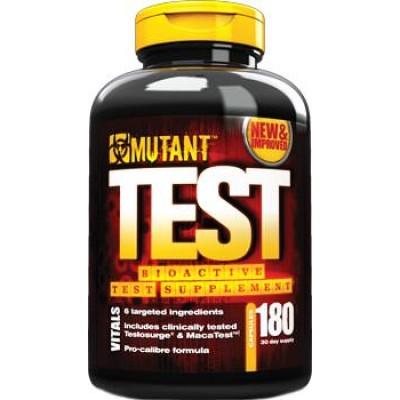 Бустер тестостерона Mutant TEST