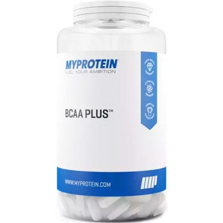 Аминокислоты Myprotein BCAA Plus